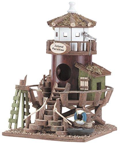 (One Piece ) Bird House- Birdhouse Paradise From Malibu C...