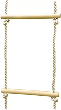 Escalera de cuerda