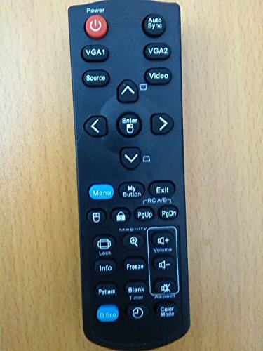Viewsonic Tv Remote Control - Brand New ELECTRON Top Quality General Universal Compatible Replacement Remote Control Fit For Viewsonic PJD5134 PJD5234L PJD7382 PJD6253 PJD5533W PJD7820HD Projection