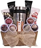 Common Grounds - K-Cup Coffee Lover's Gift Basket