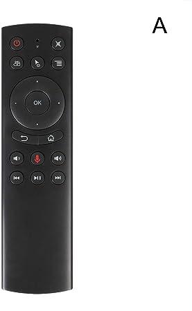 Grizack - Mando a Distancia Universal para Google Assistant PC y TV Box (2,4 G): Amazon.es: Hogar
