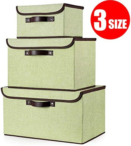 senbowe Foldable Collapsible Containers Organizer product image