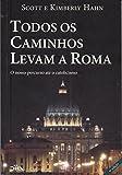 capa de Todos os Caminhos Levam a Roma
