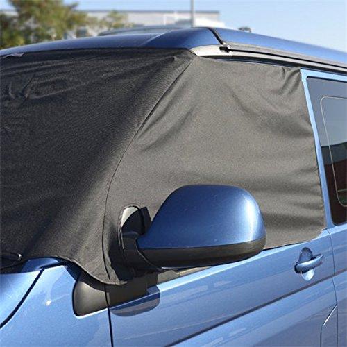 UK Custom Covers SW118BLACK Front Windscreen Wrap Cover BLACK