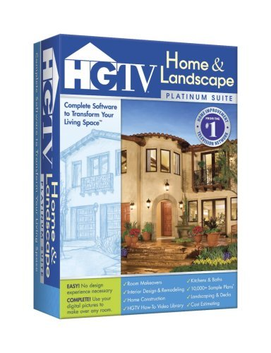 Hgtv Home & Landscape Platinum Suite