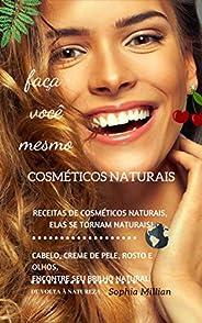 cosméticos naturais: faça você mesmo