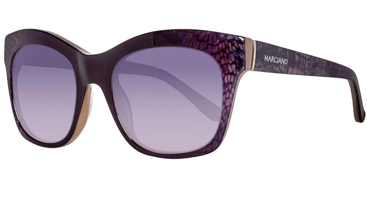 GUEX5 Sonnenbrille GM07285105B, Montures de Lunettes Femme, Noir (Schwarz), 51