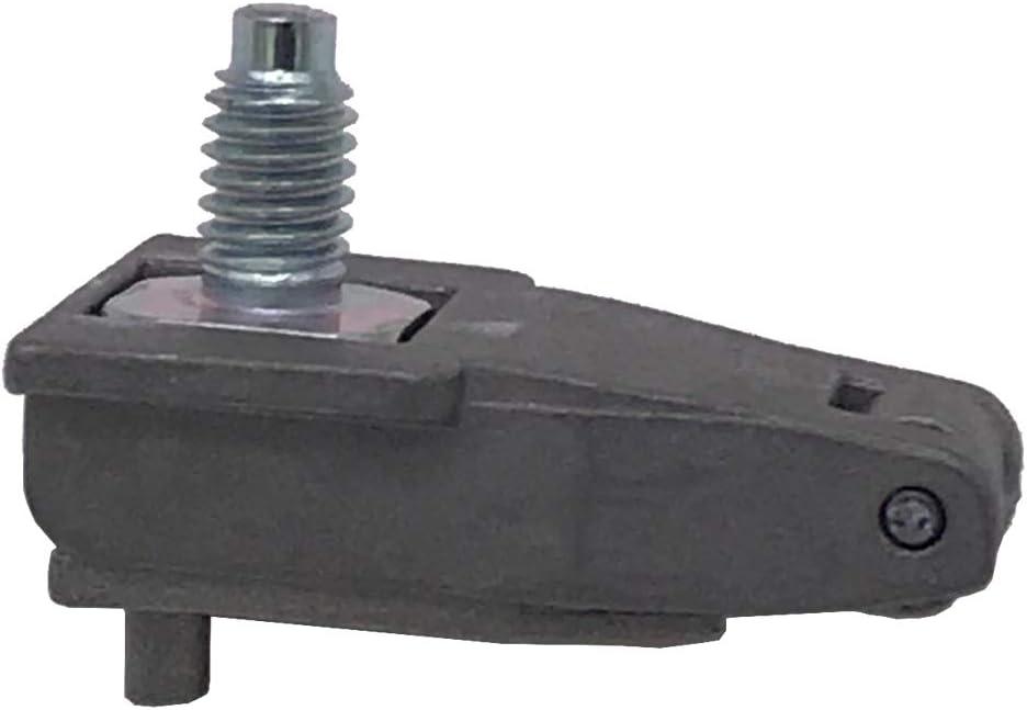 Chrome Metal Repair Kit Door Handle For F IAT 500 Hinge Knob Car Exterior Operating,51964555