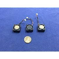 3 Pieces Sunon Kd0501pfb3-8 5v 2010 20x20x10mm Cooling Fan Small Mini Mico C12