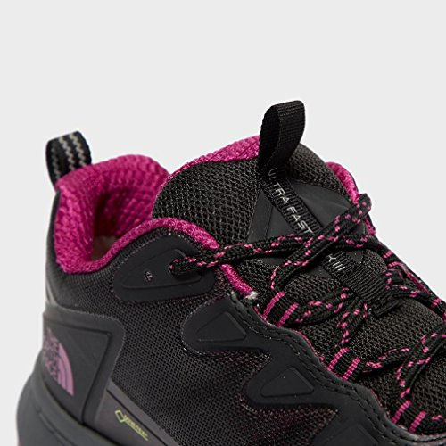 Women's North Tnf The Wild III Shoes Prpl Face Fp Ultra GTX Fitness 1xv Aster Black Black W PExdxqfrw