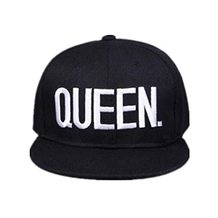 linkings Queen y King basdeball Cap Sombreros HIP HOP Queen tapas ...