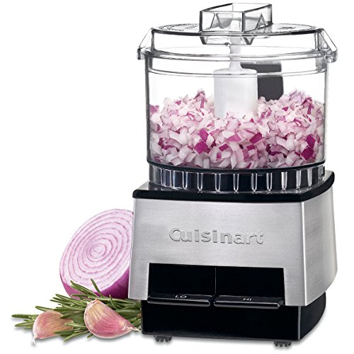 Cuisinart DLC-1SS Mini-Prep Processor - Brushed Stainless Steel (Certified Refurbished)