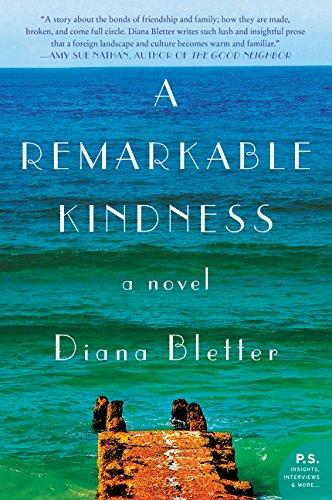 Remarkable Kindness Novel Diana Bletter product image