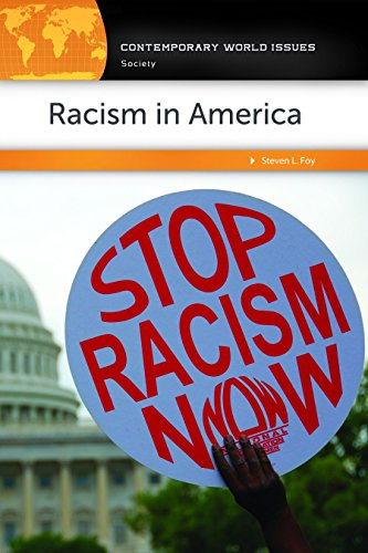Racism in America: A Reference Handbook (Contemporary World Issues) (Racial Disparities In The American Criminal Justice System)
