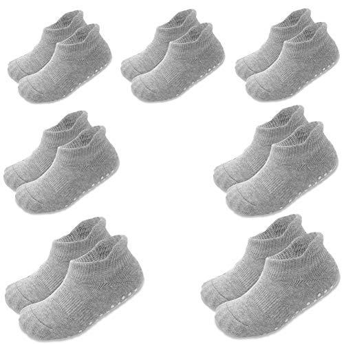 Toddler Grip Ankle Socks Infant Kids