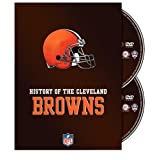 NFL History of the Cleveland Browns by Paul Brown