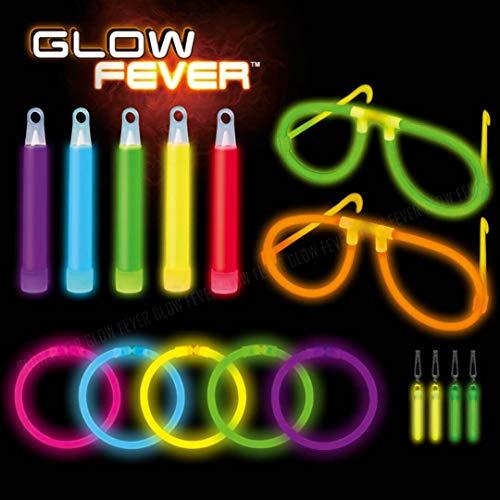 Glow Stick Earrings - 6