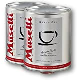 Musetti Coffee - Grand Cru - Founder's Reserve by Achille Musetti - 3 kg (6.6 lb) Beans, 2-pack
