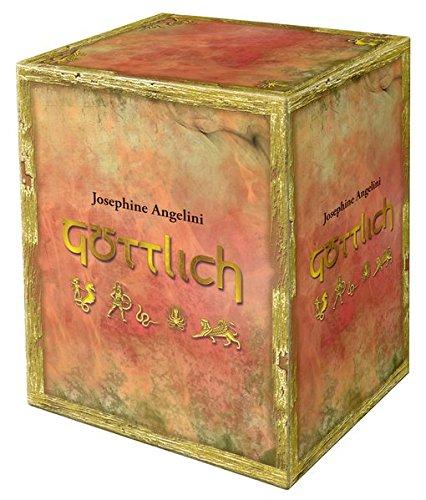 Göttlich- 3 Bände im Schuber