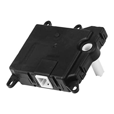 Rear Blend Door Actuator - Replaces 604-213, 1L2Z19E616BA, YH-1743 - Fits Ford Expedition, Explorer, Lincoln Navigator, Aviator, Mercury Mountaineer - Auxilliary Mode Temperature Replacement Actuator: Automotive