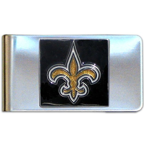 New Orleans Saints Moneyclip -