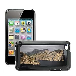 Print Motif Coque de protection Case Cover // M00245937 Acantilados áspera salvaje Naturaleza // Apple ipod Touch 4 4G 4th