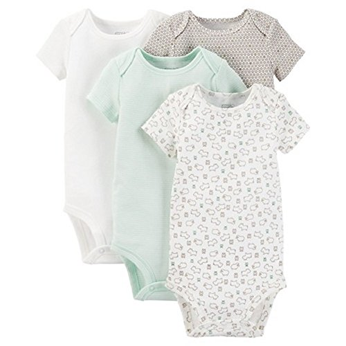 Carters Precious Neutral Animal Bodysuits product image