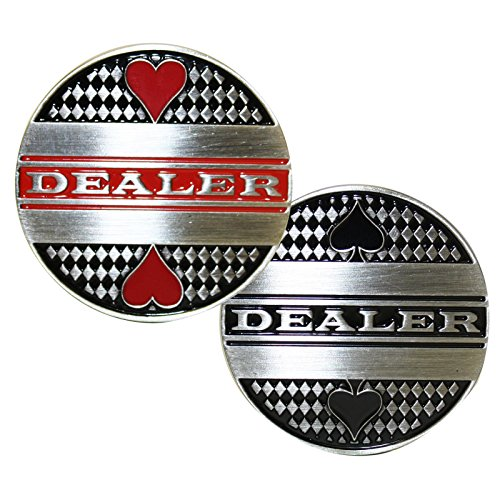 Guard Button Card Dealer - Dealer Button, Poker Card Guard