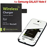 DigiYes® Qi standard Wireless Charger Module Receiver For Samsung Galaxy Note 2 7100 / 7102 / 7105