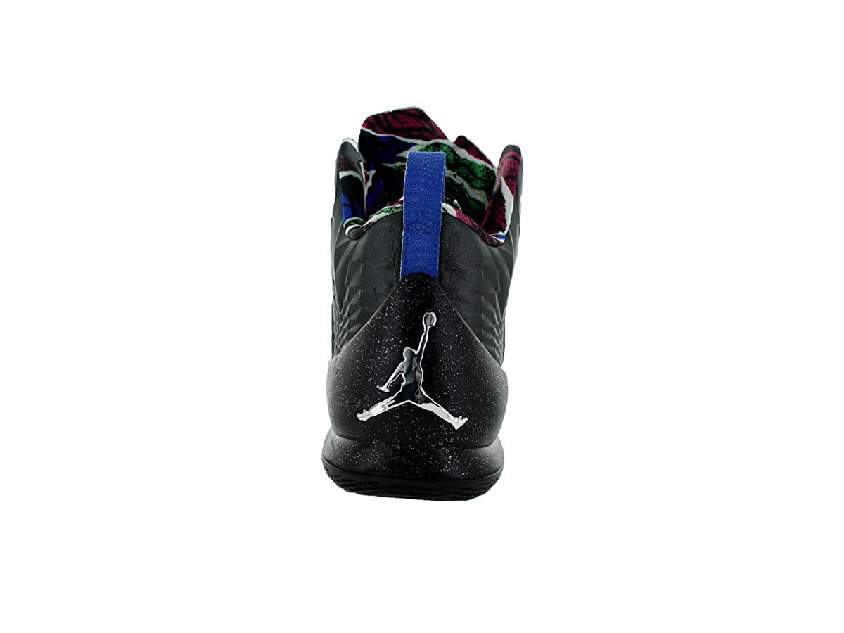80dc9f97ff7a5b NIKE Jordan melo m11 Graphite Argent Noir - 716227413 - Gris -  Graphit Silber Schwarz