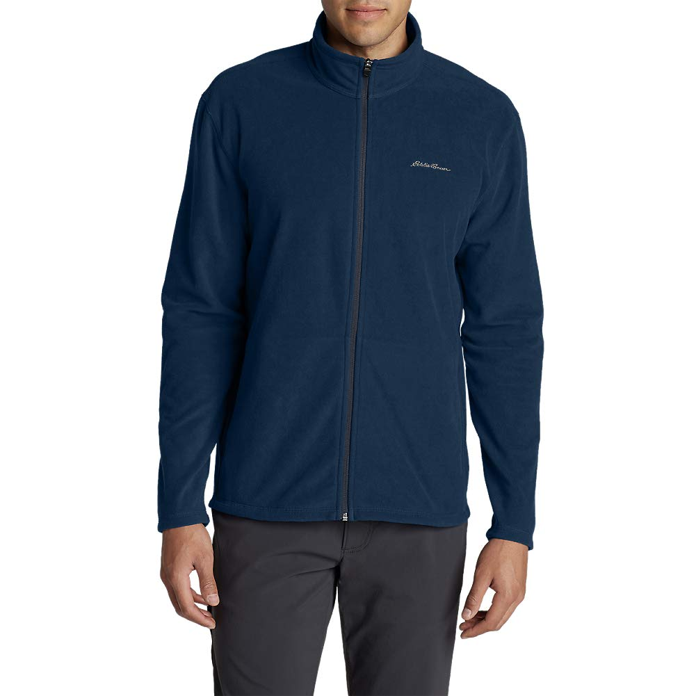 Eddie Bauer Men's Quest Fleece Full-Zip Jacket 12950356