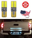 94 toyota pickup parts - LED Monster 2 x 168 194 T10 5SMD LED Bulbs Car License Plate Lights Lamp White 12V (24 SMD)