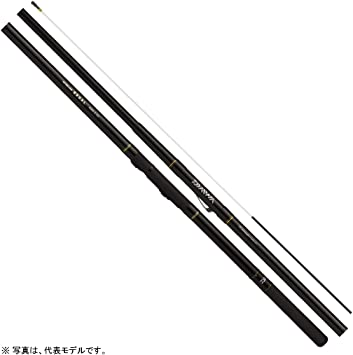 Daiwa (Isosao Girar interlineal Regal inclinación Gou caña de ...