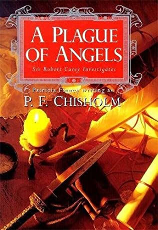 book cover of A Plague of Angels