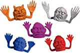 MONSTER Finger Puppets (NEW) Party Favors 12 count