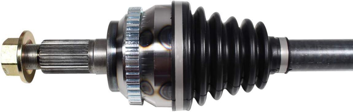 GSP NCV11508 CV Axle Shaft Assembly Driver Side Left Front