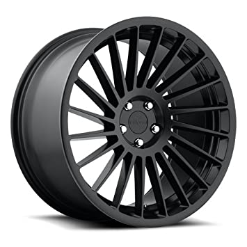 Amazon.com: Rotiform Wheels R127 IND-T BD -Black Matte 18x8.5 ...