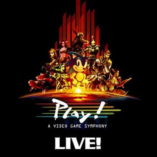 Play! Live CD/ DVD By Play! A Video Game Symphony On