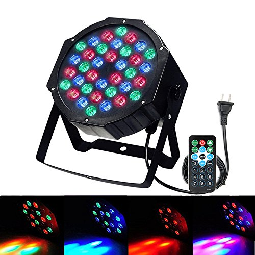 Disco Party Lights Activated Projector