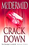 Front cover for the book Crack Down by Val McDermid