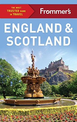 Frommers England Scotland Color Complete ebook product image