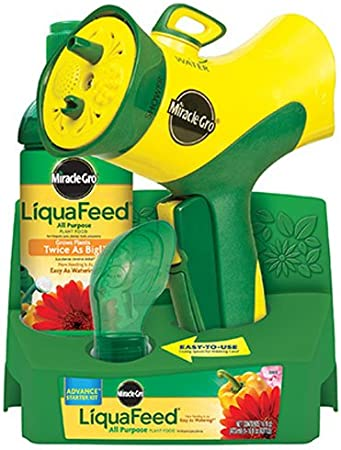 miracle gro plant food liqua-feed stater kit