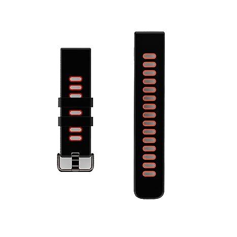 Bracelet de Rechange pour Montre Connectée Willful SW018 (Rouge): Amazon.fr: Jardin