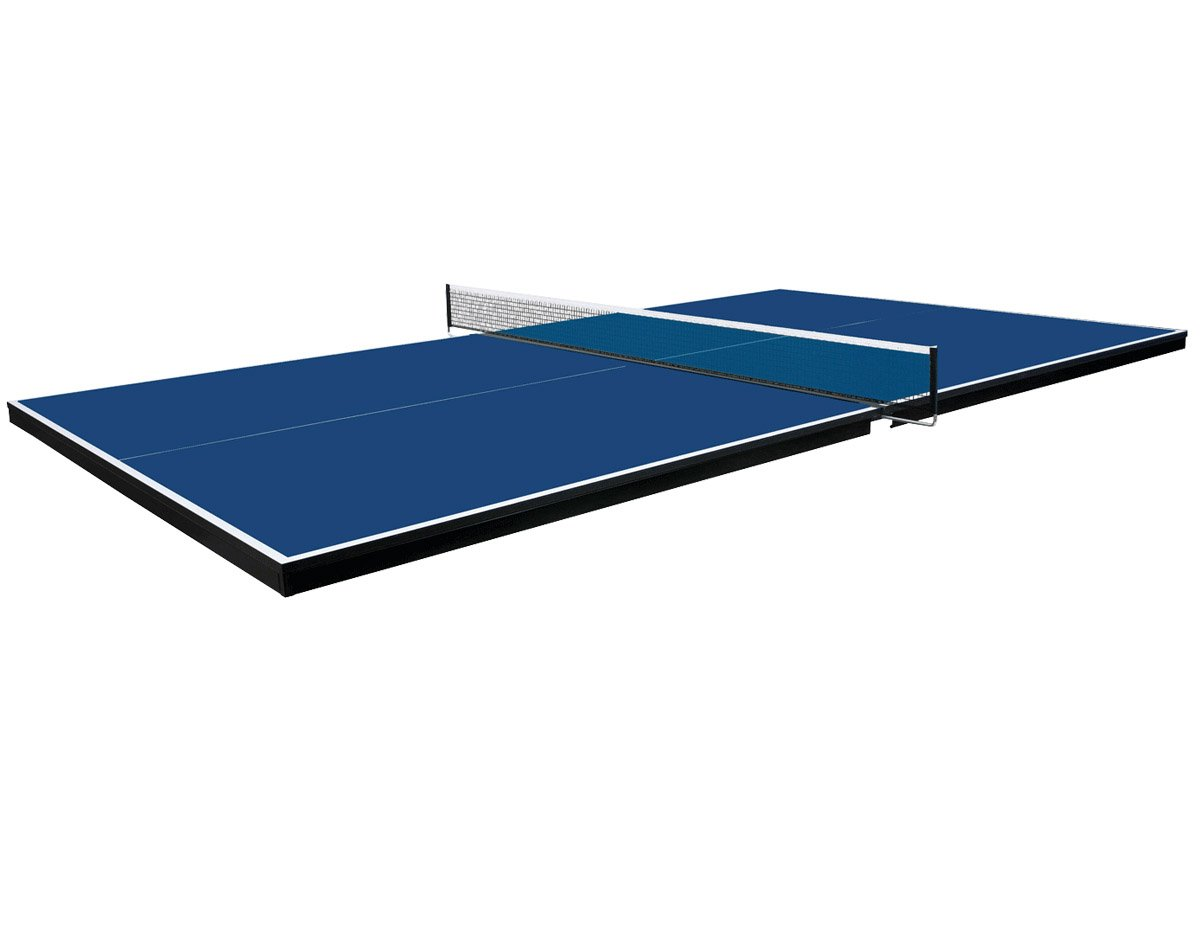 Martin Kilpatrick Pool Conversion Table Top with 3 Year Warranty, Net Set, Foam Pads, Protection Rails by Martin Kilpatrick
