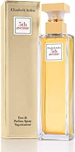 Elizabeth Arden 5Th Avenue Eau de Perfume Spray for Women, 125ml