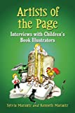 Artists of the Page, Kenneth A. Marantz and Sylvia S. Marantz, 0899507018
