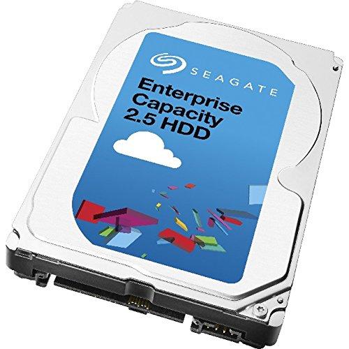 - Seagate 2TB Enterprise Capacity 2.5 Internal Hard Disk Drive SATA 6.0Gb/s 7200 RPM 128MB Cache Model (ST2000NX0403)
