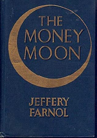 book cover of The Money Moon