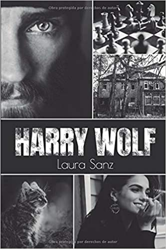 Harry Wolf (Spanish Edition): Laura Sanz: 9788409047772: Amazon.com: Books