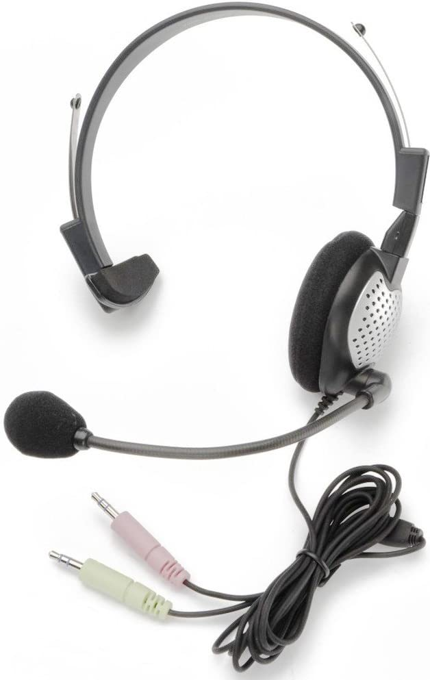 digital v Andrea NC-181VM USB Monaural  headset with noise canceling microphone